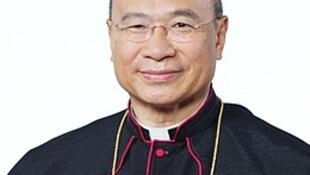 香港 天主教主教杨鸣章