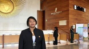Elsa Pinto,  antiga  Ministra dos Negócios Estrangeiros, Cooperação e Comunidades de São Tomé e Príncipe, é um dos 19 candidatos à eleição presidencial de Julho de 2021, no seu país.