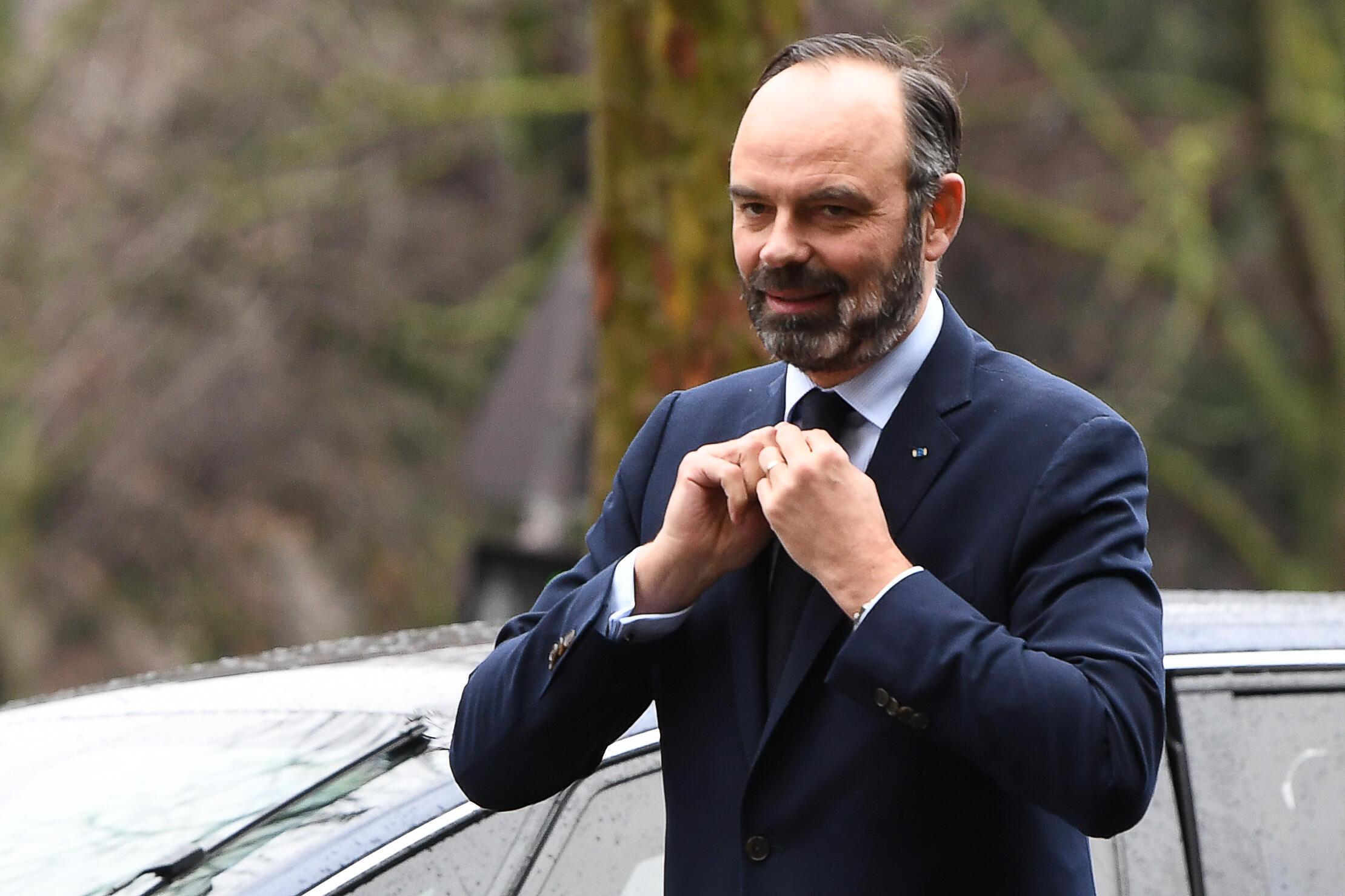 PM francês, Édouard Philippe, na batalha para presidente da câmara de Havre