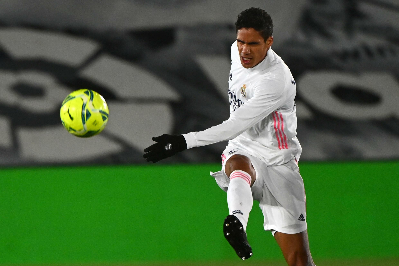 Raphael Varane, dan wasan Real  Madrid.