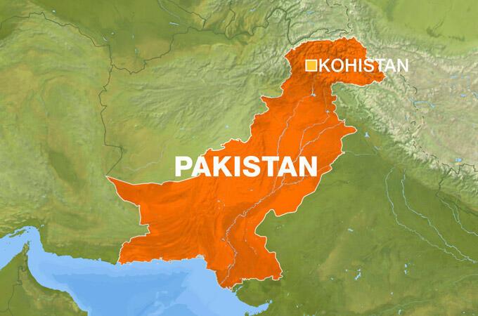 Taswirar kasar Pakistan