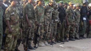 Amnesty International yainyooshea kidole cha lawama jeshi la Nigeria kwa kuwabaka wanawake na watoto.