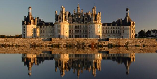 El Castillo de Chambord.