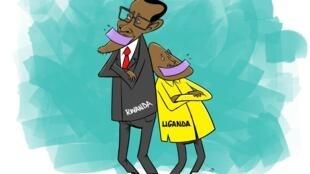 Uganda/Rwanda: rikici na ci gaba tsakanin kasashen biyu dake makwabtaka da juna (16/05/2019)
