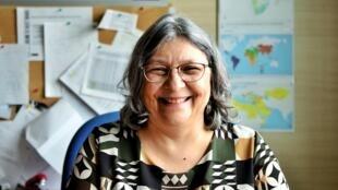 A diretora da Oxfam no Brasil, Kátia Maia.