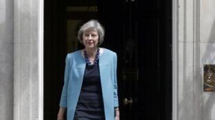 Theresa May Za ta zama sabuwar Firaministan Birtaniya