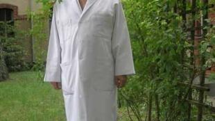 Рафаил Леонович Розенталь, Рига, июнь 2008 г.