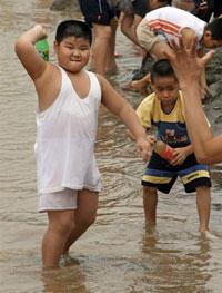 中国独生子女时代结束
