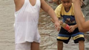 L'obésité a gagné du terrain en Chine, notamment en raison de la politique de l'enfant unique.
