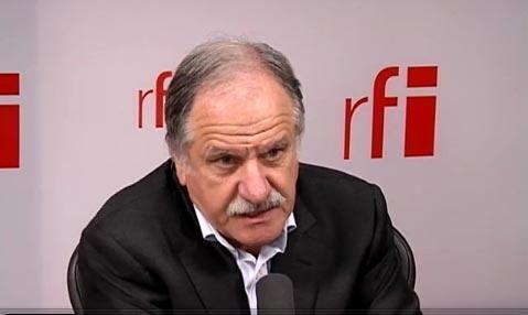 Noël Mamère, député Europe Ecologie Les Verts de Gironde