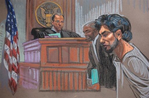 Faisal Shahzad, arreté pour l'attentat manqué de Times Square le 1er mai 2010, comparaîtra devant la Cour fédérale ce lundi 21 juin.