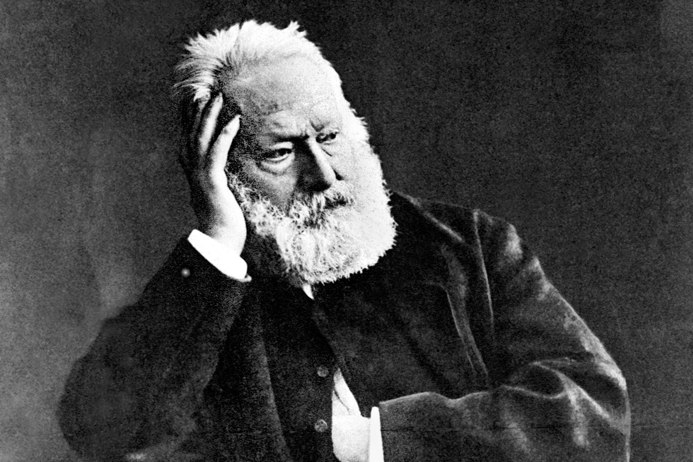 Victor Hugo is best known for for novels such as 'Les Miserables' and 'The Hunchback of Notre Dame' writing but he was also a talented artist