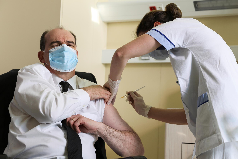 Castex vacina