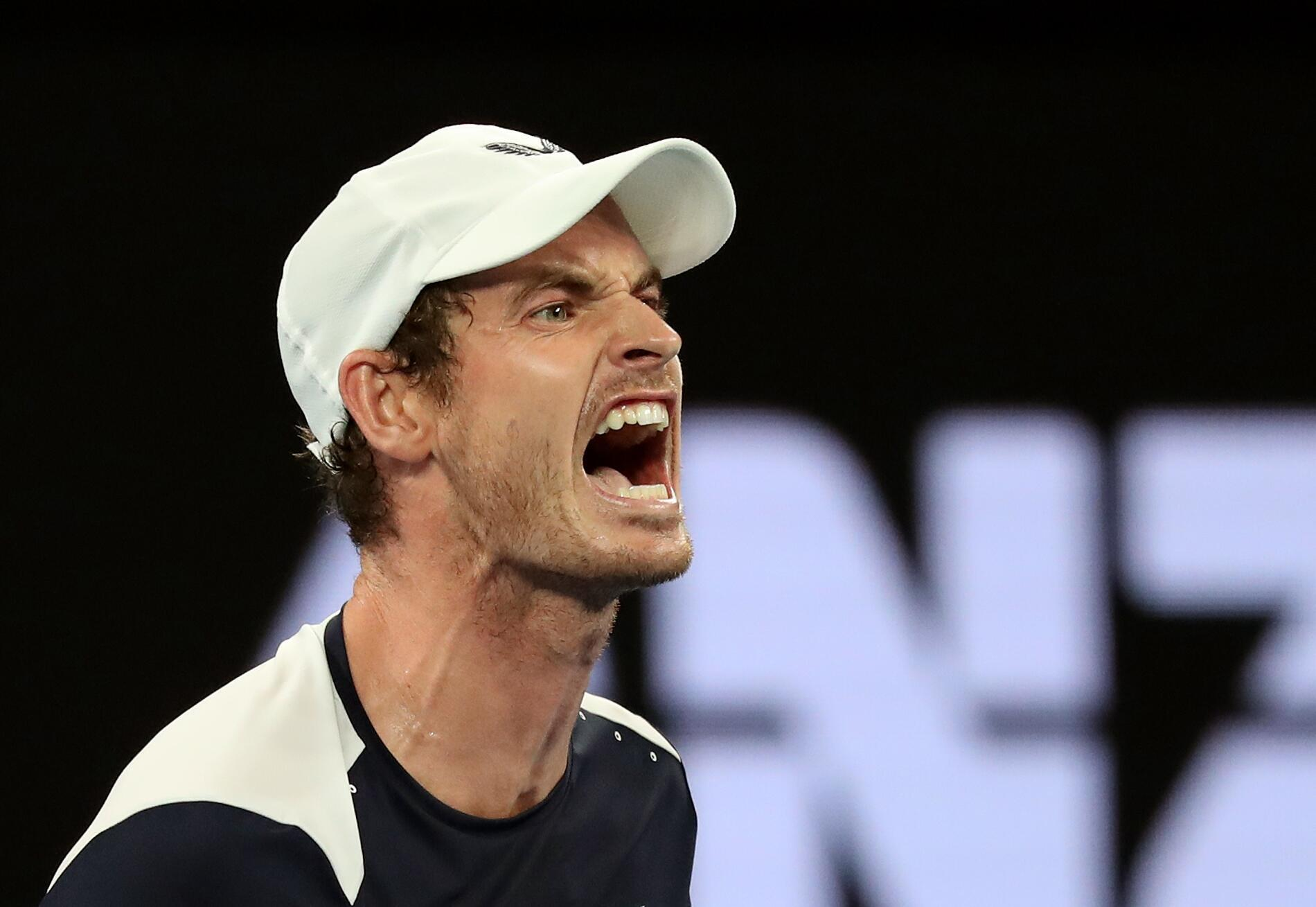 Andy Murray won three Grand Slam titles during his 14 years on the senior circuit.