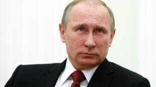 El presidente ruso Vladimir Putin. Archivo.
