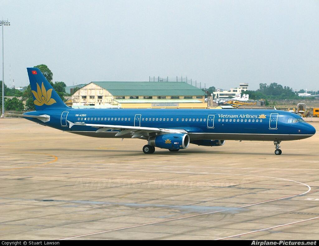 យន្តហោះក្រុមហ៊ុនអាកាសចរណ៍ Vietnam Airlines