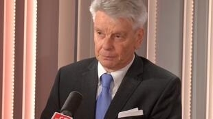 Alain Richard, Senator, former French Minister of Defence (1997-2002)