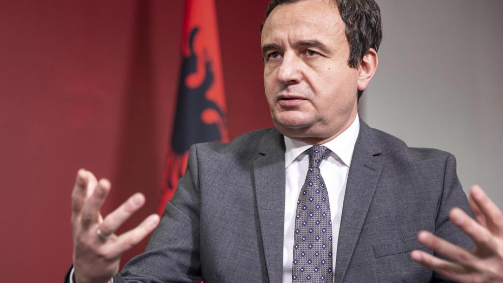 À la Une: première rencontre à Bruxelles entre Albin Kurti et Aleksandar Vučić
