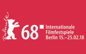 """شصتوهشتمین جشنواره فیلم """"برلیناله""""، از  ۱۵ تا ٢۵ فوریه ٢٠۱٨ در شهر برلین برگزار میگردد."""