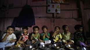 A crise sanitária gerada pela Covid-19 pode resultar em sete milhões de crianças com malnutrição a mais no mundo.