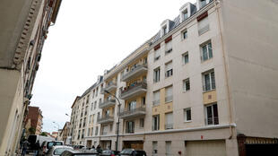Félicien Kabuga alikamatwa nyumbani kwake Jumamosi hii, Mei 16, 2020 huko Asnières-sur-Seine, moja ya vitongoji vya mji w Paris, Ufaransa.