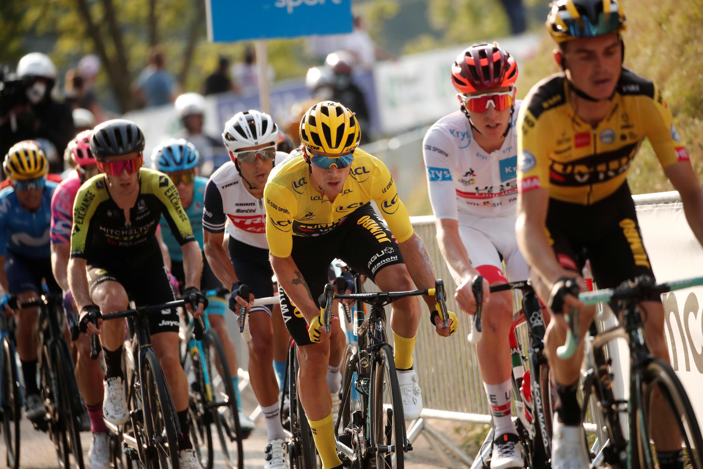 Tour de France 2020 Sepp, Pogacar, Roglic