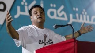Le chef de file des partis arabes, Ayman Odeh, a proposé sa participation à certaines conditions à la coalition de centre-gauche dirigée par Benny Gantz.