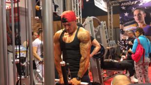 Салон Body Fitness прошел в Париже с 20 по 22 марта 2016