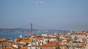 Lisboa, capital portuguesa.