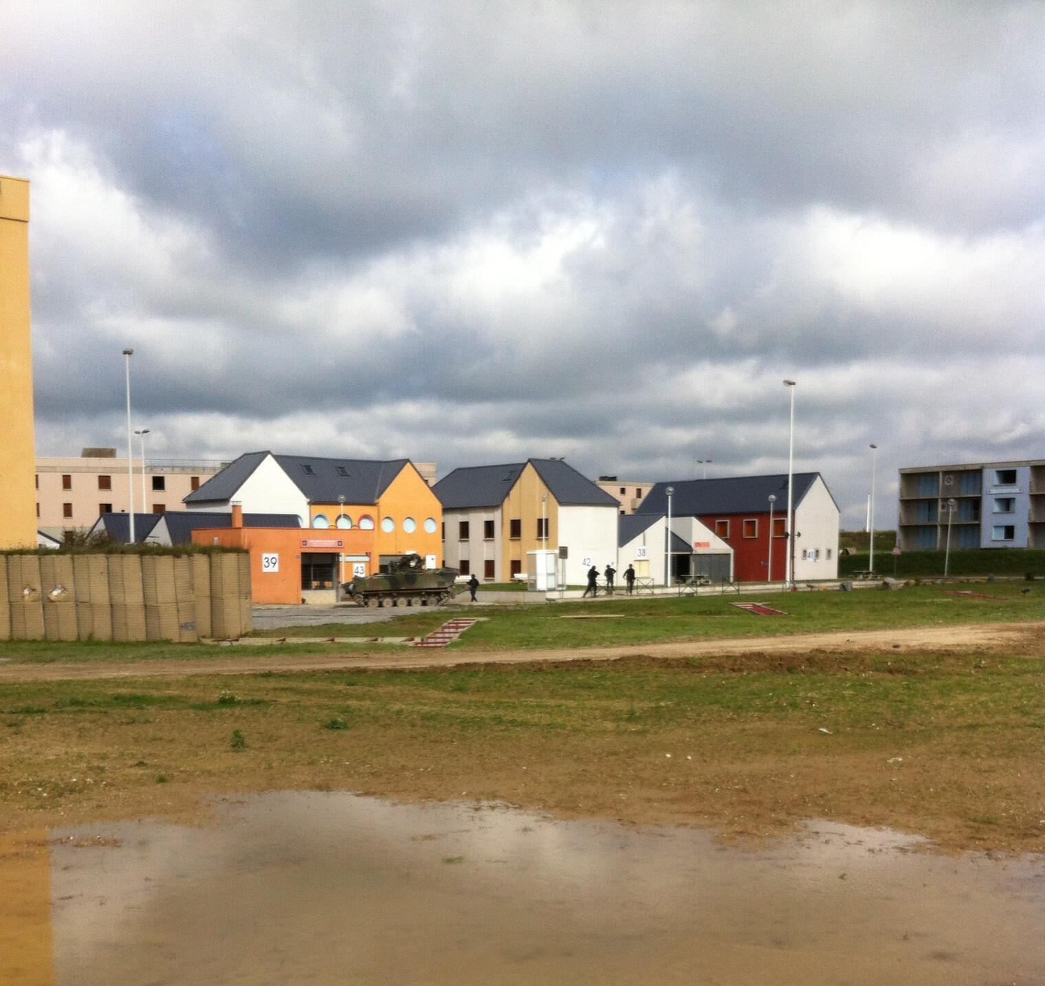 Le village moderne du CENZUB