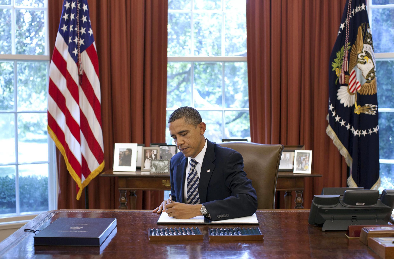 Shugaban Kasar Amurka Barack Obama