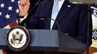 جان کری، وزیر خارجۀ آمریکا