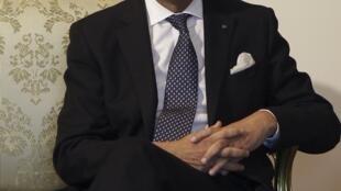 En Israël, Laurent Fabius doit rencontrer plusieurs membres du gouvernement.