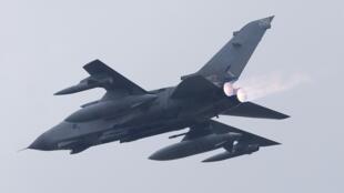 جنگنده های نیروهای ائتلاف در سوریه