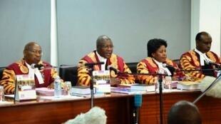 Majaji wa Mahakama ya Juu nchini Uganda