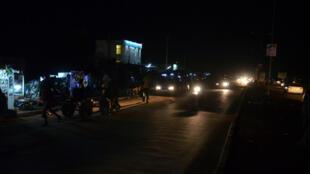 Les coupures d'électricité sont un problème récurrent à Niamey, la capitale du Niger.
