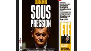 La Une du journal Libération du jour (capture d'écran)