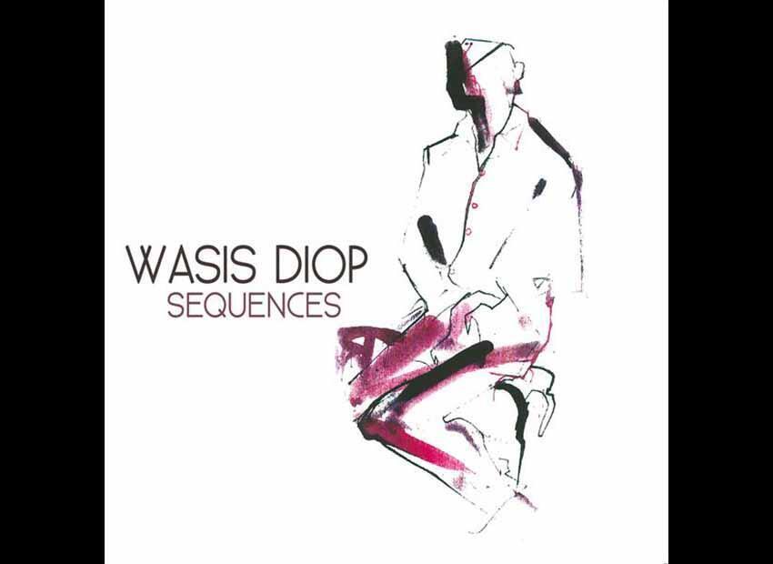 Couverture de l'album «Séquences» de Wasis Diop.