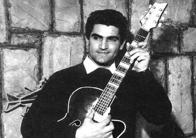 ویگن (۱۳۸۲ـ ۱۳۰۸) آهنگساز و خواننده