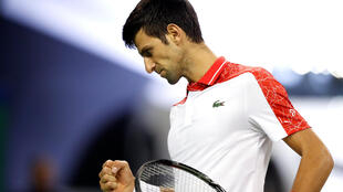 Novak Djokovic has won two Grand Slam tournaments since Marco Cecchinato beat him at the French Open in Paris in June.