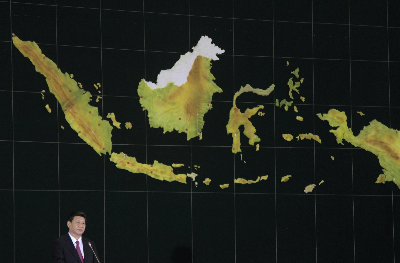 Chủ tịch nước Trung Quốc Tập Cận Bình phát biểu trước Quốc hội Indonesia, Jakarta, 03/10/2013