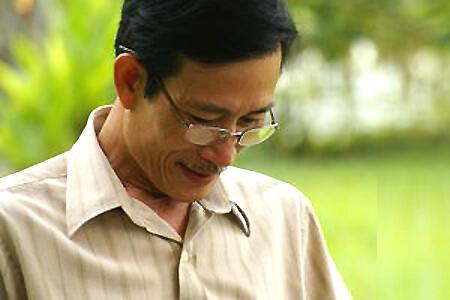 Blogger Nguyễn Văn Hải, bút danh Điếu Cày (DR)