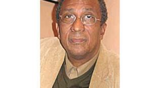 Laennec Urban, sociologue, membre du CNRS à Paris et de l'université d'Etat de Port-au-Prince