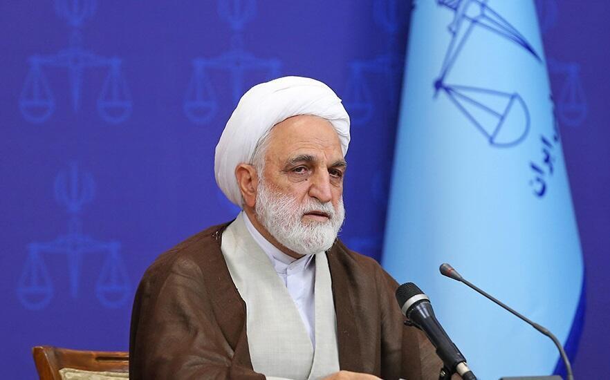 Iran-Chef du pouvoir judiciaire Mohseni Ejeï