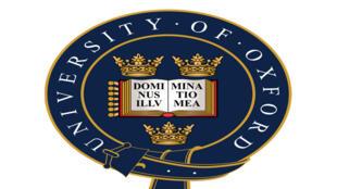 Emblême de l'université d'Oxford.