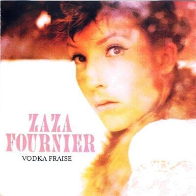 «Vodka Fraise» - сингл второго альбома Зазы Фурнье (Zaza Fournier) «Regarde moi» (Посмотри на меня)