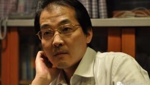 中國律師夏霖獲刑12年2016年9月22日