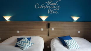 "The hotel Le Petit Vatel in the Norman town of the Harve is one of several hotels that have joined forces under a new campaign called ""I choose France"" to lure travelers to book with them directly."
