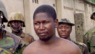 Tsohon shugaban Kungiyar Boko Haram, Muhammad Yusuf a hannun jami'an sojojin Najeriya