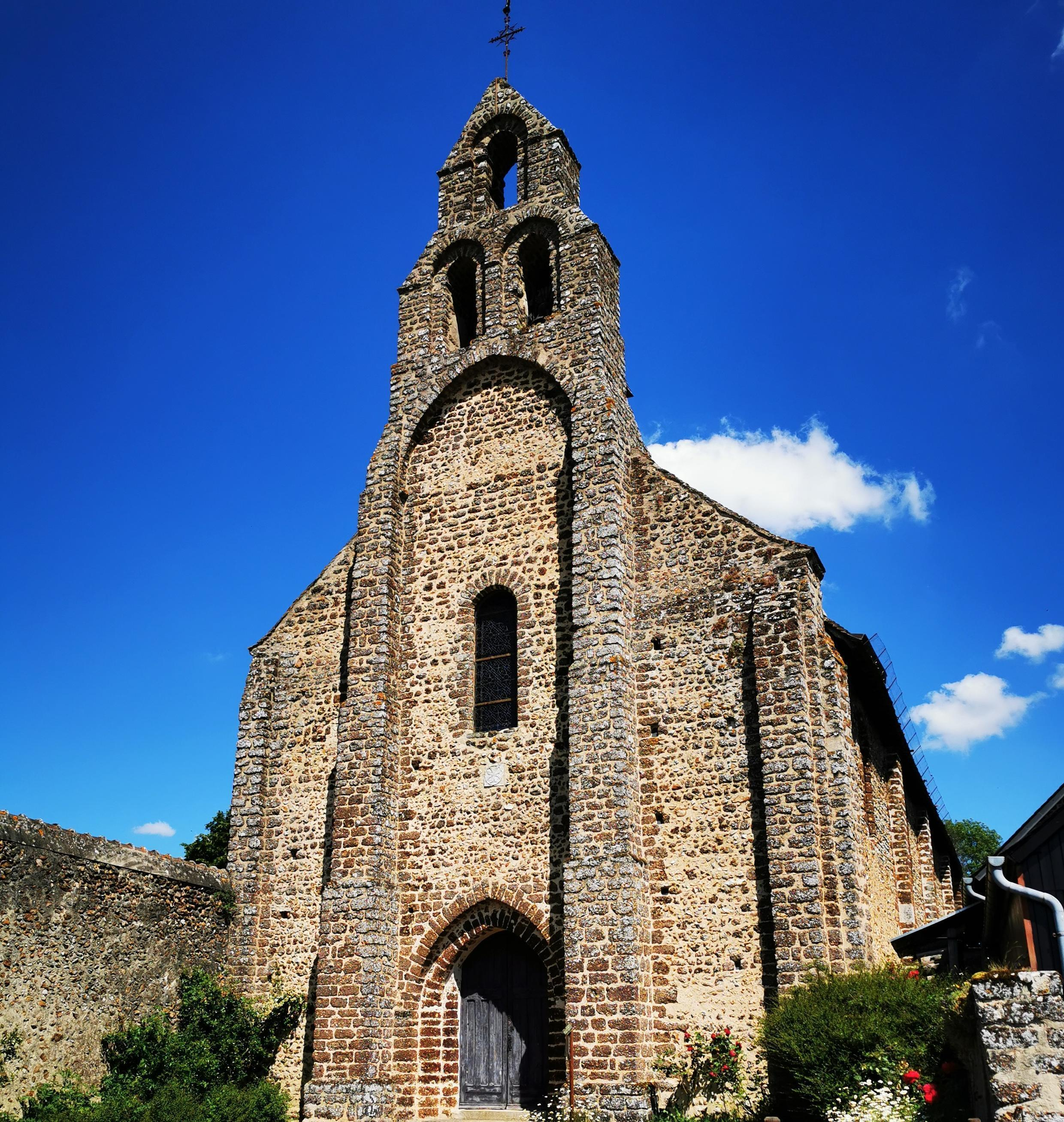 Igreja da Comandaria Templária de Arville.